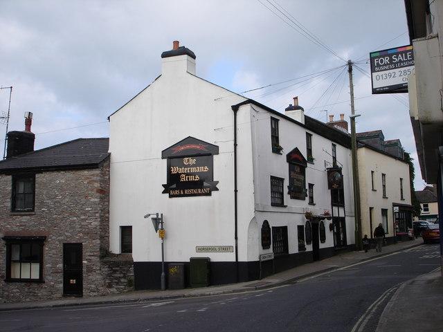 The Waterman's Arms, Drew Street, Brixham