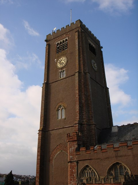Tower, St Mary the Virgin, Higher Brixham