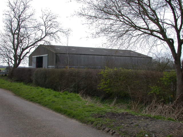 Storage Barn, Elm Farm, Long Drove