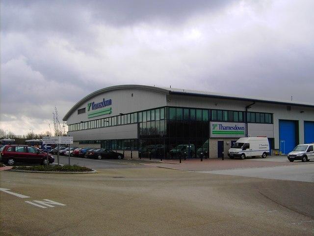 Thamesdown Transport depot, Barnfield Road, Swindon (2)