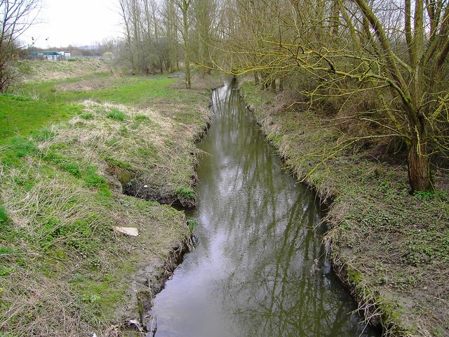 River Ray, Barnfield Road, Swindon