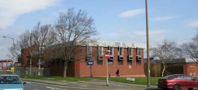 Pudsey Police Station - Dawson's Corner