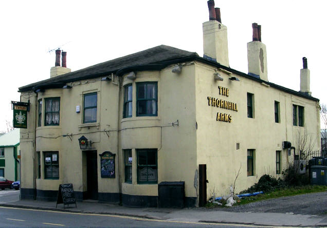 The Thornhill Arms - Bradford Road