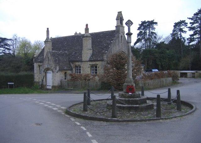 War memorial, Stinchcombe