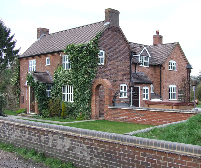 Halfpenny Cottage, Forest Lane, near Highgate Common, Staffordshire