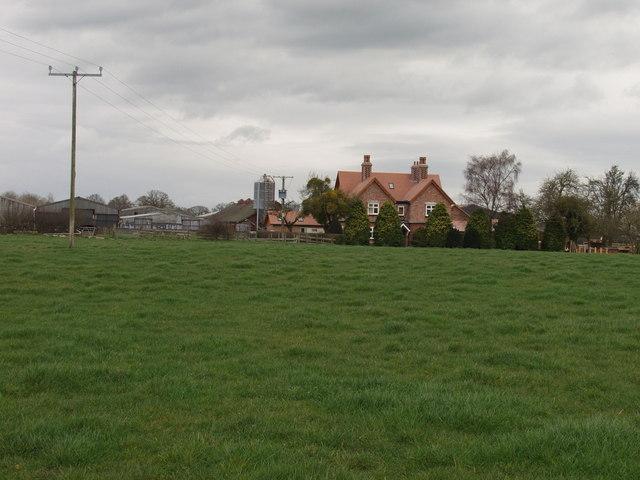 Park Hall and Farm