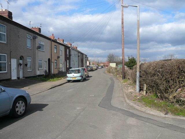 Danesmoor - Guildford Lane