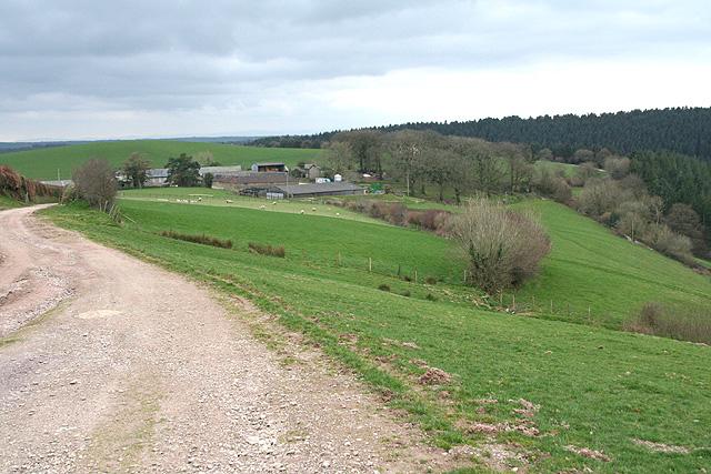 Molland: West Molland Barton