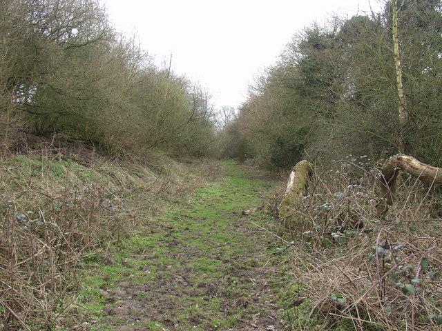Disused Ellesmere to Wrecsam Railway