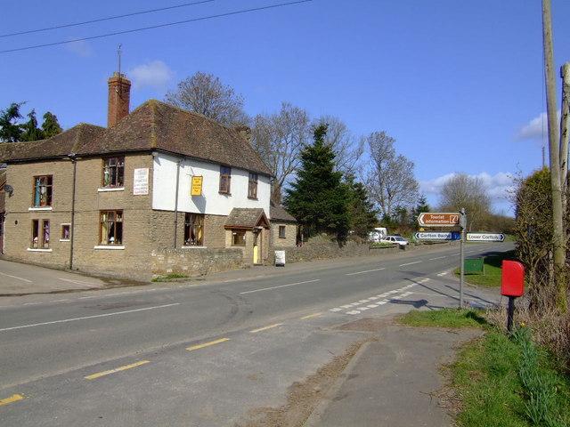 The Sun Inn, Corfton. Corvedale