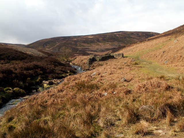Hordron Clough and Sheepfold