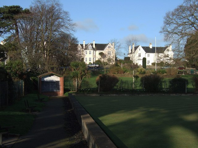 Bowling Green, Courtenay Park