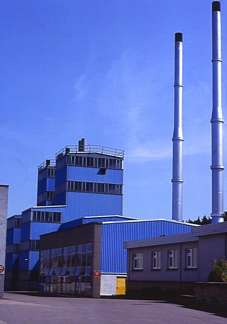 Mannochmore Distillery