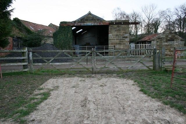 Barn at Boville Park