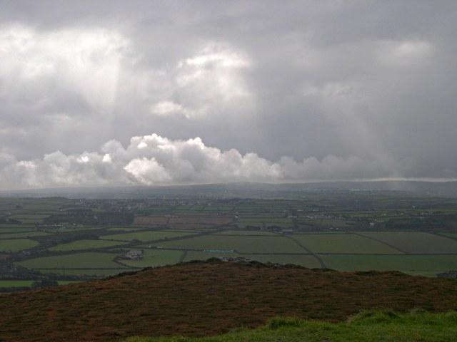Rain - Clearing