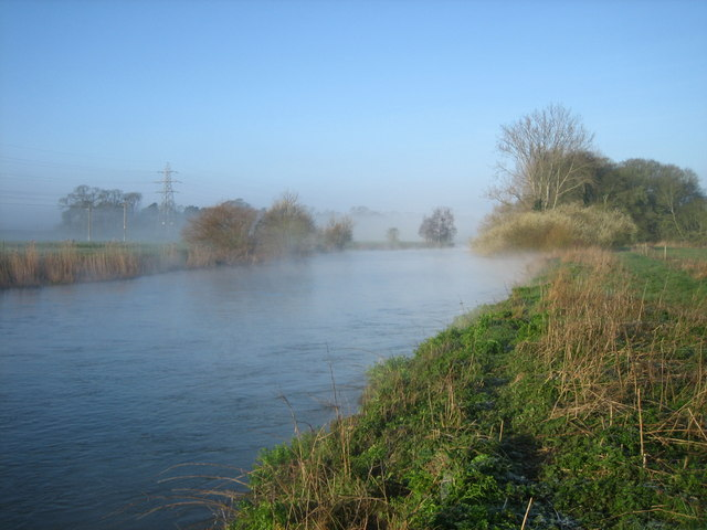 The River Stour (Throop Fisheries)