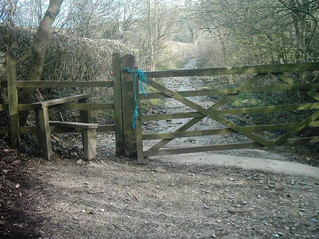 Footpath to Carsington