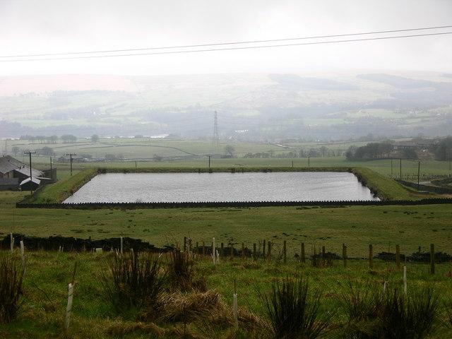 Crowthorn reservoir