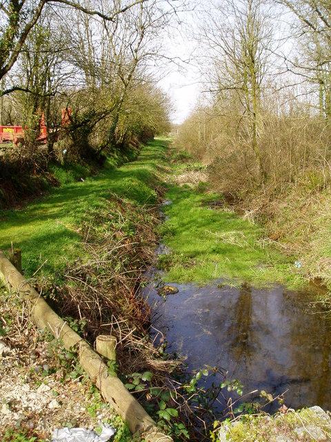 Bude Canal near Wooda Farm