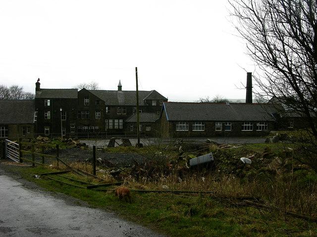 Crowthorn school