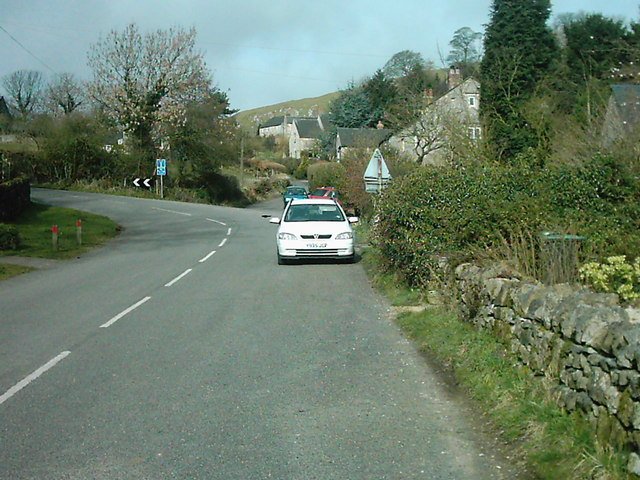 Main Road in Carsington