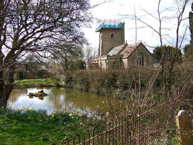 Church of St Mary & St James Hazelbury Bryan
