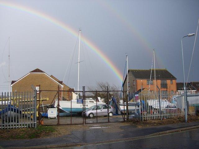 Woolston Sailing club