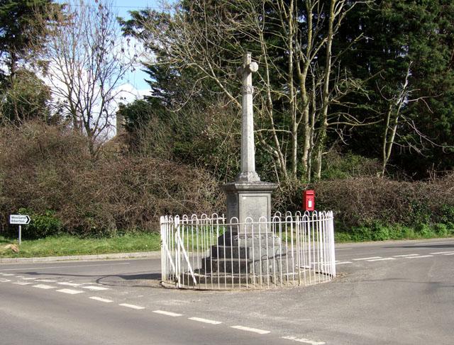 Hazelbury Bryan War Memorial