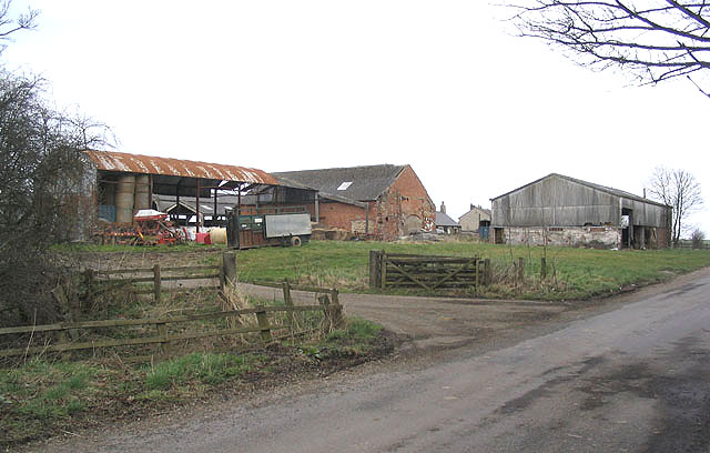 Buildings at Woodside Farm