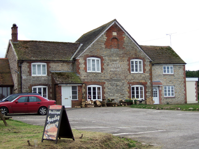 The Halsey Arms Pulham