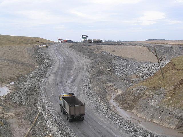 Maiden's Hall Surface Coal Mine