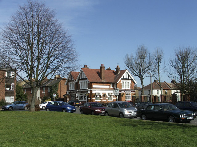 The Wonder public house, 1 Batley Road, Enfield