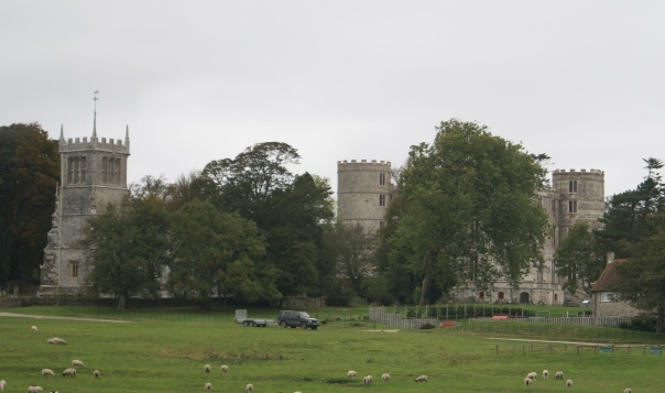 St Andrew's Church & Lulworth Castle