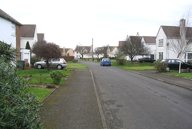 Housing at Acklington