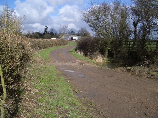Byway South of Newton Bromswold