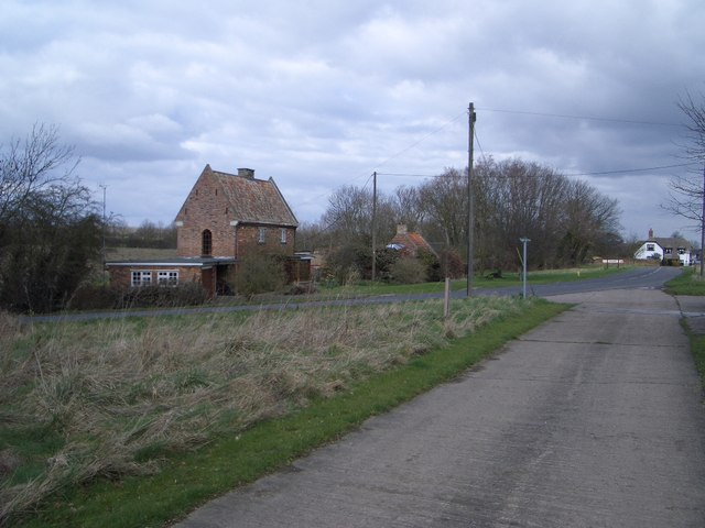 Three Shire Bridleway at Yelden