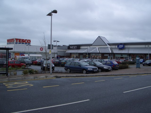 Ravenside Retail Park at Bexhill - II