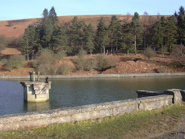Blaen Brân Reservoir and Blaen-Brân Community Woodland
