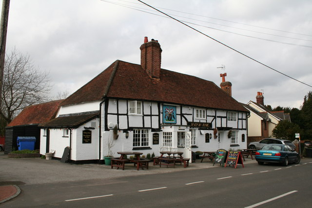 The 'Bolton Arms', Old Basing, Hampshire.