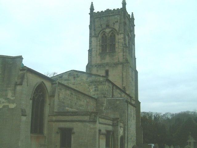 Church at Elvaston Castle