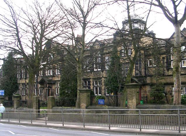Pudsey Grangefield School - Richardshaw Lane