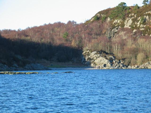 Port Ban, East Loch Tarbert.