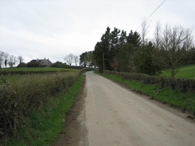 Ballymullan Road