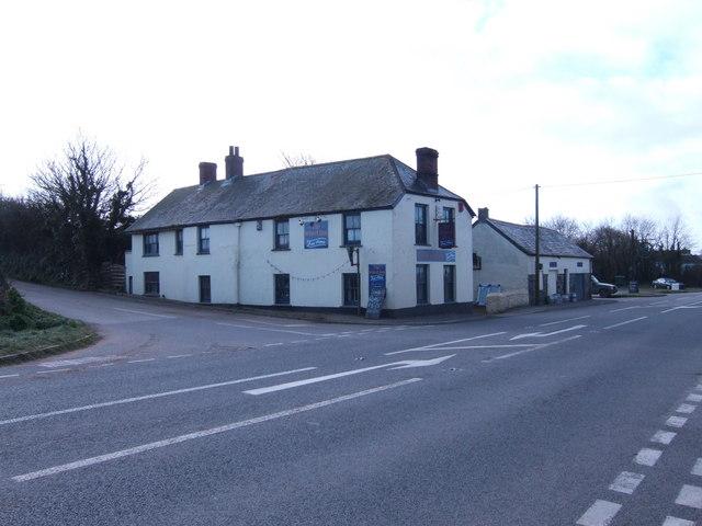 The Wheel Inn at Cury Cross Lanes