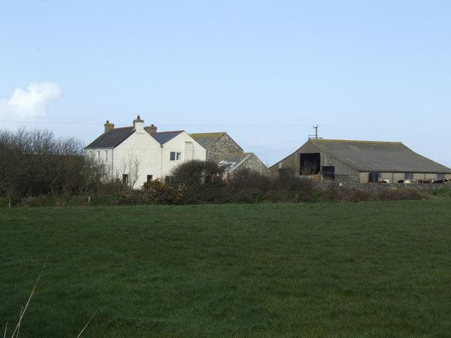 Farm near Predannack