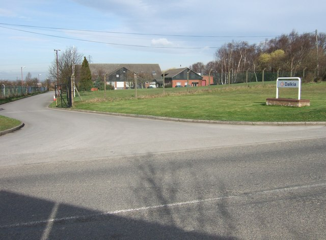Site of Oakenshaw Colliery