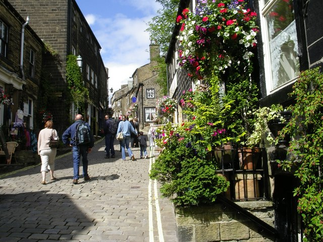 Haworth Main Street