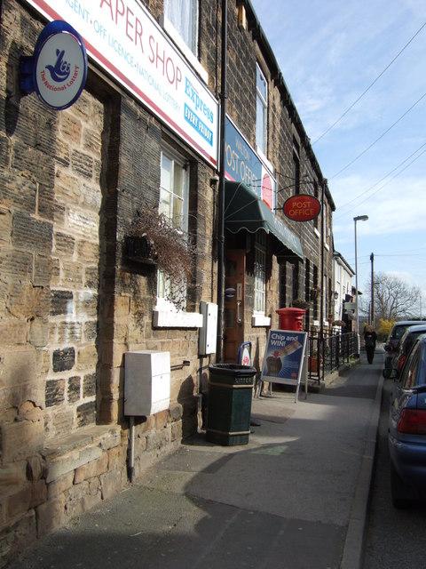 Walton Post Office