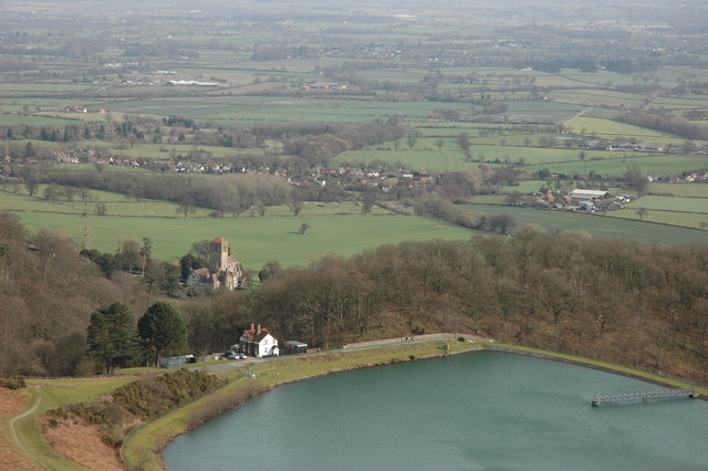British Camp Reservoir