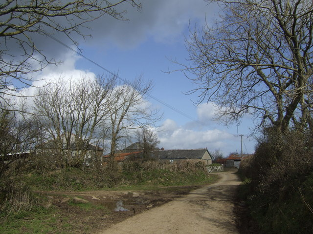 Grugwith Farm